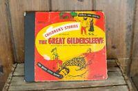 Stories For Children, The Great Gildersleeve, Capital Album 1945 CD33