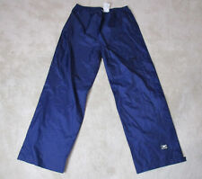 Helly Hansen Packable Pants Adult Extra Large Blue Camping Outdoors Hiking Mens