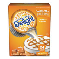 International Delight® Flavored Liquid Non-Dairy Coffee Creamer Caramel
