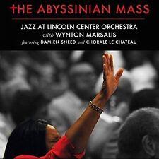 The  Abyssinian Mass * by Wynton Marsalis (CD, Mar-2016, 3 Discs, Relativity...