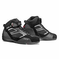 Sidi Meta Moto Motorcycle Motorbike Boots Black