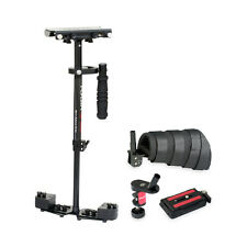 Flycam hd-3000 camera stabilizer with arm brace quick release for dslr dv