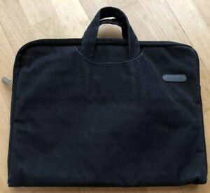 ARVOK Laptop Notepad Netbook Chromebook Carry Case / Bag - 29.5cm X 39cm, Black
