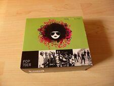 5 CD Box Non Plus Ultra Pop 70er: Boney M Smokie Blondie Bernd Clüver Tina Charl