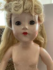 New ListingVintage 16� Effanbee Composition Doll