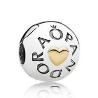 PANDORA Charm Logo Herz 796219