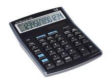 HP Calcolatrice da Tavolo OFFICECALC 200 Grande Formato 14 Cifre Solare/Batteria