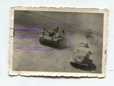 28/33  FOTO   Phanter Panzer TANK TIGER in voller Fahrt  ww2