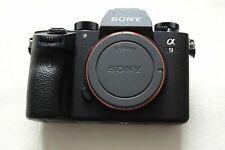 Sony Alpha A9 24.2 MP Mirrorless Digital SLR Camera - Black (Body Only)