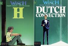 Lot Largo Winch Récit-Diptyque complet n°5&6 H & Dutch Connection rééd°