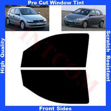 Pellicola Oscurante Vetri Auto Anteriori per Opel Corsa C 5porte 99-06 da5% a70%