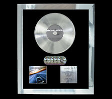 NICKELBACK ALL THE RIGHT REASONS   MULTI (GOLD) CD PLATINUM DISC FREE POSTAGE!!
