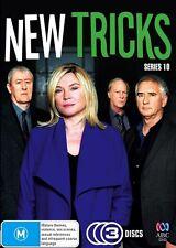 New Tricks : Series 10 (DVD, 2013, 3-Disc Set) Region 4 New unSealed (D227)