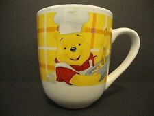 Disney Winnie the Pooh Tigger Chef hats mixing baking kitchen Mug Cup Gibson