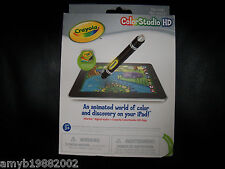 Crayola Color Studio HD iMarker Digital Stylus +Crayola ColorStudio HD App NEW