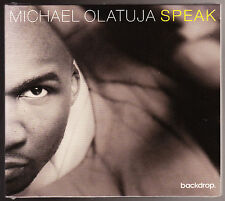 MICHAEL OLATUJA - SPEAK (2009) - 10 TRACKS - NEW SEALED CD - RARE