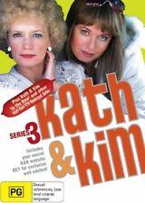 Kath & Kim : Series 3 (DVD, 2007, 2-Disc Set)