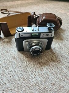 CAMERA   ILFORD SPORTSMAN  35mm with DACORA LENS 1:2.8 /45mm  - GERMAN#965