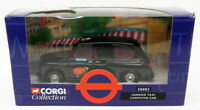 Corgi 1/36 Scale Model Car 58002 - London Taxi Computer Cab - Black. New