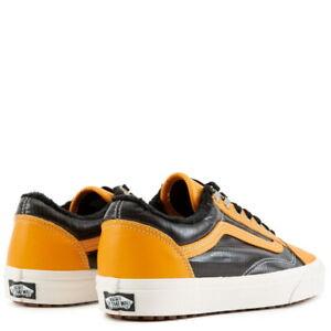 Vans Old Skool MTE Skate Shoes Size 10.5 Apricot / Black