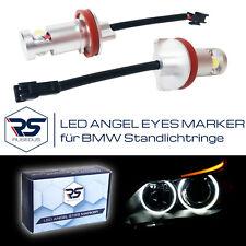 H8 LED Angel Eyes Marker Standlicht für BMW E90 E92 E82 E60 E61 E63 E89 E70 X5..