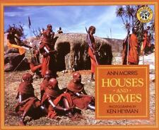 Houses and Homes (Around the World Series) by Morris, Ann