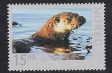 2010 NORWAY Otter, Wildlife series  NK 1742 MNH