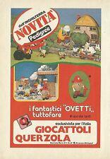 X4448 Ovetti tuttofare - Giocattoli Querzola - Pubblicità 1979 - Advertising