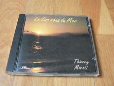 Thierry Morati : Le Lac sous la mer - CD DIem 1989