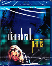 Diana recroqueviiie-Live in paris + Bonus DVD Blu-ray neuf emballage d'origine/sealed