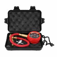 Tyre Deflator Rapid Tire Air Pressure Gauge Pointer Type Dial Valve Tools 75PSI