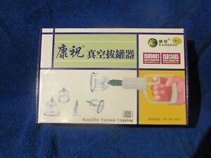 Kangzhu Vacuum Cupping Therapy