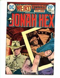 Weird Western #22 (1974) Jonah Hex High Grade VF/NM 9.0