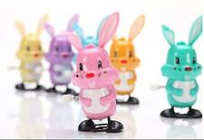 Toys Pet Traditional Kids Toys Clockwork Wind Up Clockwork  Little Rabbit Gift