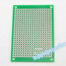 5Pcs Single side Prototype PCB Tinned Universal Bread board 5x7 cm FR4
