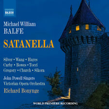 Balfe / Silver / Car - Michael William Balfe: Satanella [New CD]