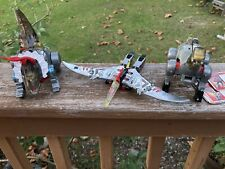 3 Rare Vintage Dinobots Gen 1 Transformers