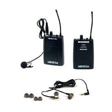 VOCOPRO SILENTPA-IN-EAR-AIR Personal Wireless Bodypack TX, RX, Lavalier, Earbud