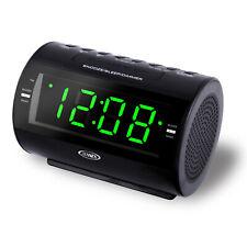 AM/FM Dual Alarm Clock Radio with Nature Sounds