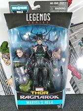 Marvel Legends ragnarok hela gladiator hulk