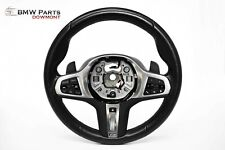 BMW 3 G20 Z4 G29 LENKRAD LEDER STEERING WHEEL LEATHER HEATING PADDLES M SPORT