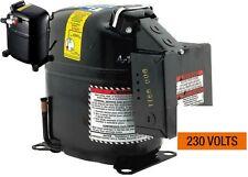 Tecumseh Compressor, Aja2425Zxd, 208/230 Vac, R404A, 1/2Hp, Low Temperature