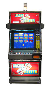 IGT GAME KING POKER SLOT 30 GAMES REFURBISHED LCD