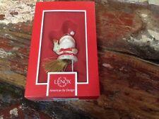 Lenox Santa's Chime Ornament New
