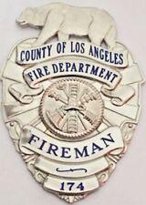 Emergency TV Series Replica Badges for Roy Desoto 174