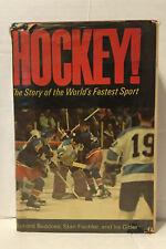 Hockey! the Story of the Worlds Fastest Sport 1971 HCDC Beddoes Fischler Gitler