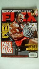 FLEX Magazine British Edition July 2012