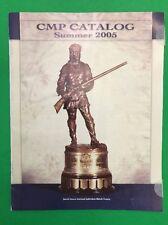 Civilian Marksmanship Program Catalog, CMP, Summer 2005