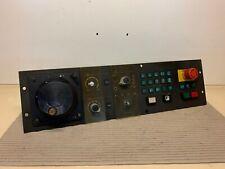 Bosch CNC 063991-102401, 064007-101 CC 120 M panel, w/ handwheel servo module