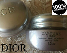 100%AUTHENTIC TRAVEL 15ML DIOR CAPTURE R60/80 CORRECTION RIDES WRINKLE CREME